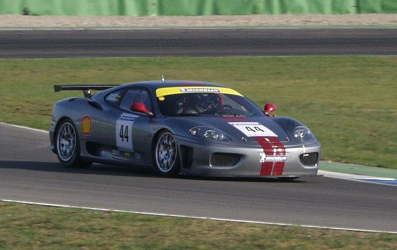 Ferrari Cup .1