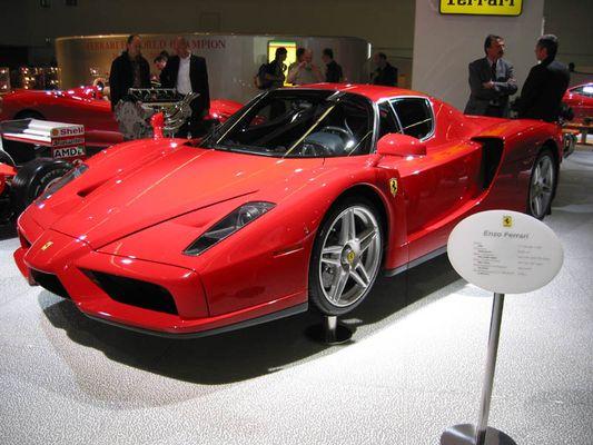 Ferrari -Enzo Ferrari