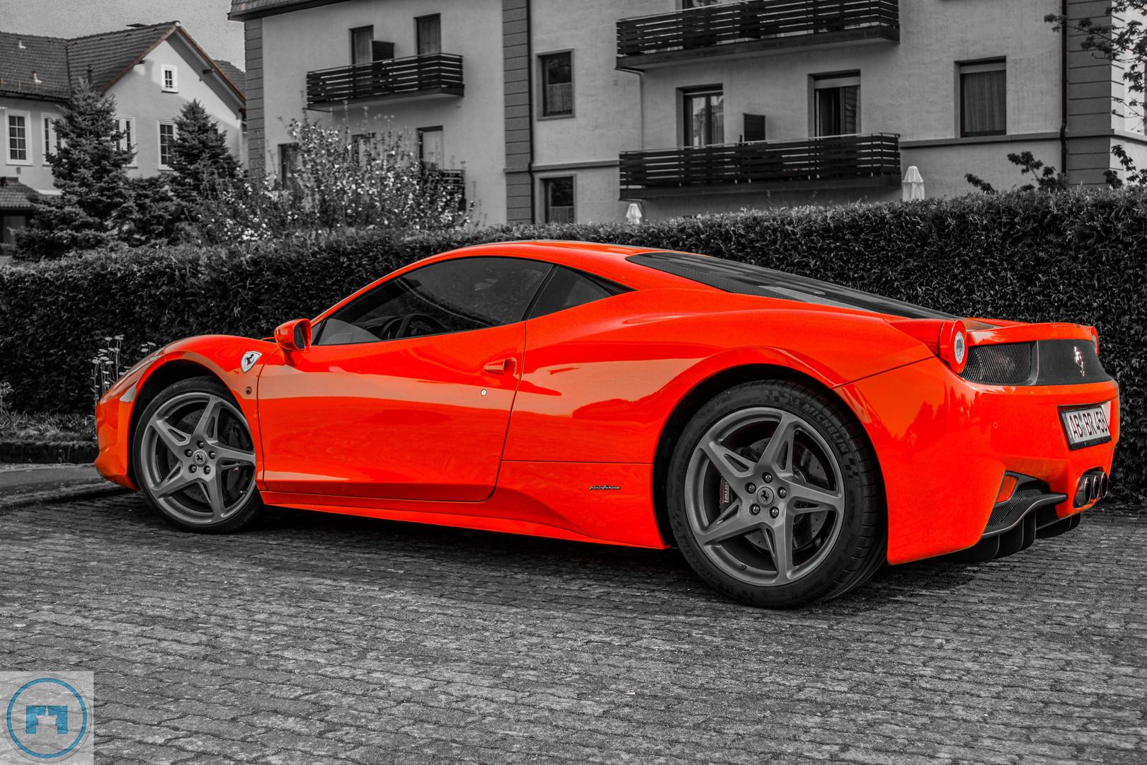 Ferrari F 458