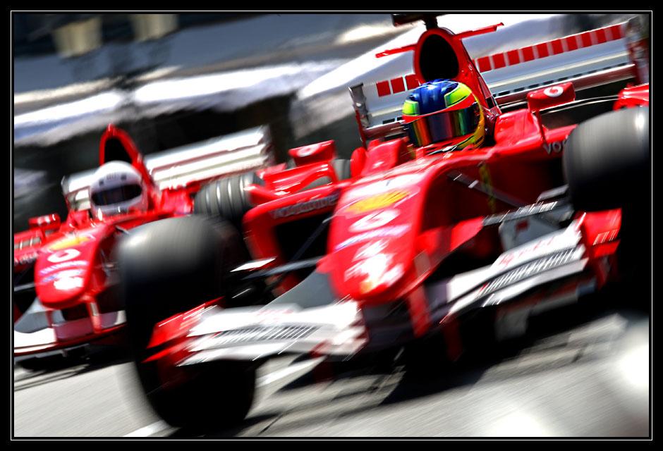 Ferrari F2003GA - Ferrari F2002 (tippe ich mal...)