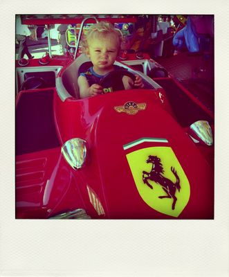 Ferrari ist jetzt nicht sooooo sein Ding