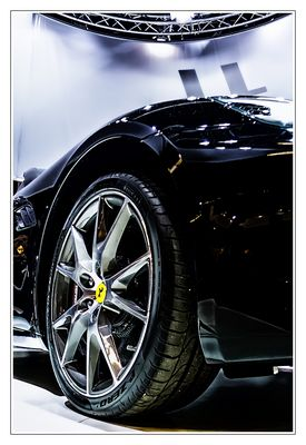 Ferrari meets Hasselblad