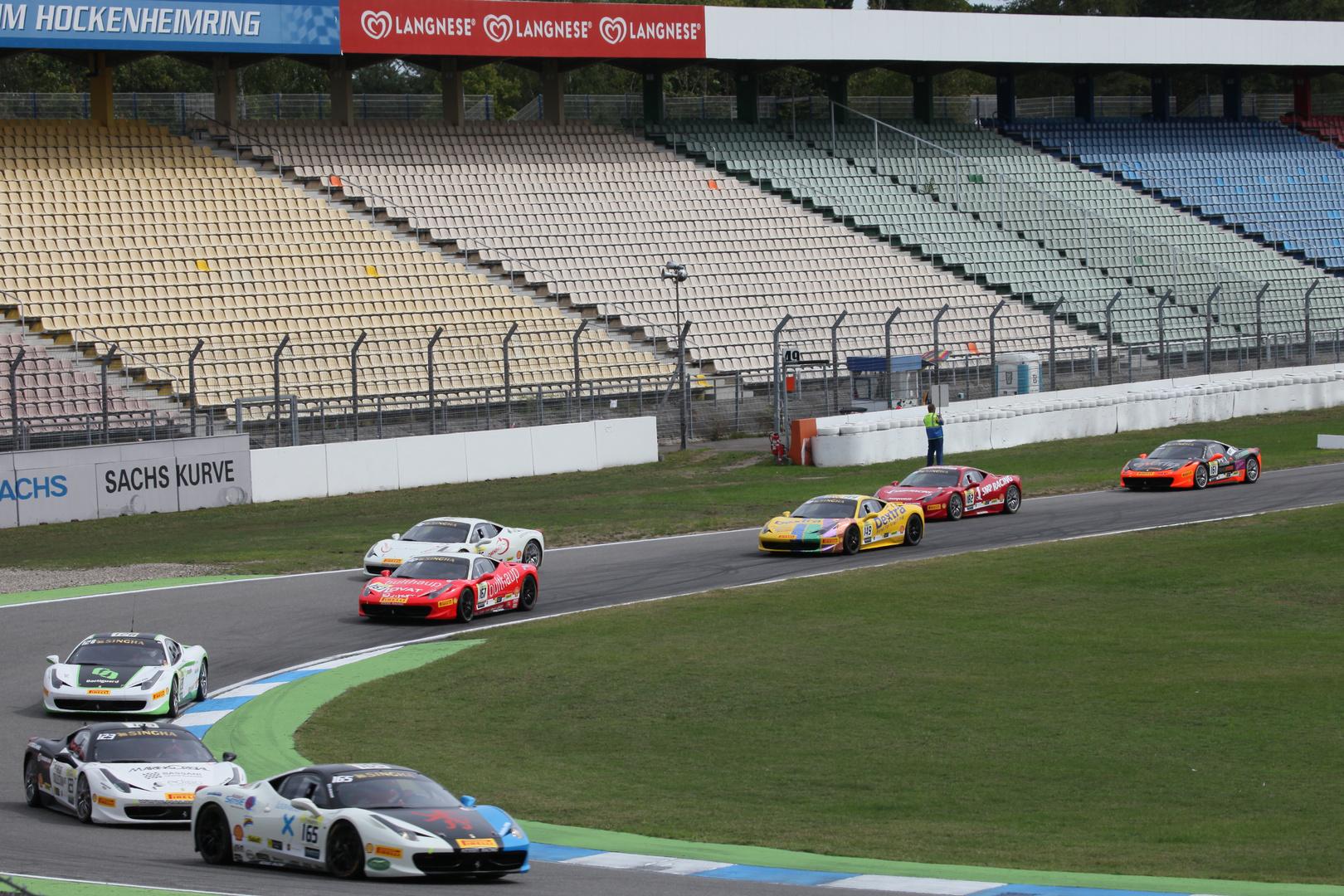 Ferrari Racing Days 2013 II