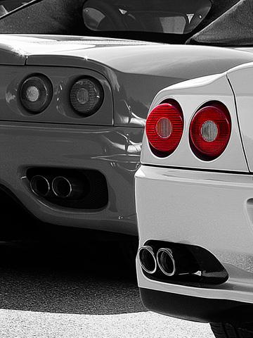 Ferrari VS Ferrari