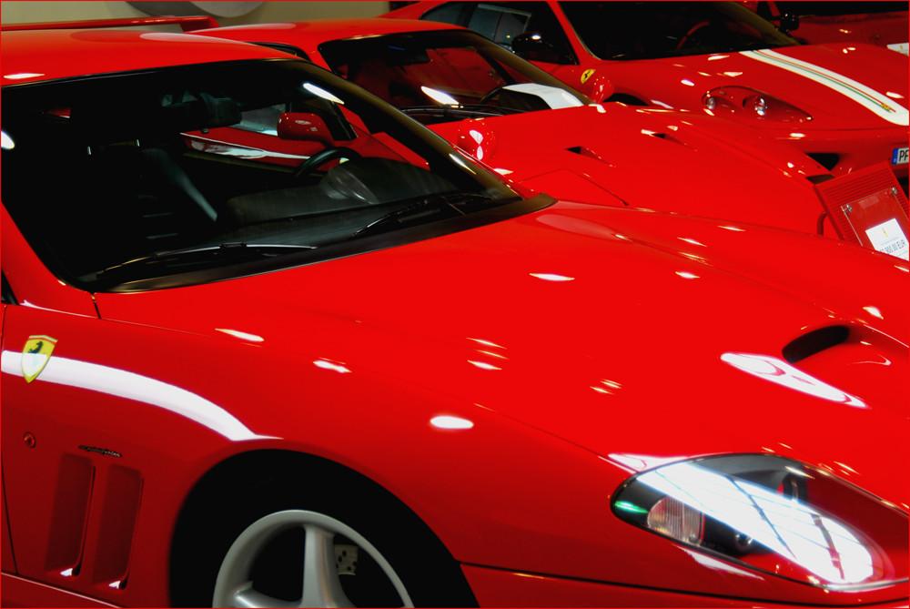 Ferrari's