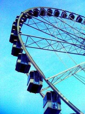 Ferris in Paris