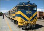 Ferrocarril Andino ::: Expreso del sur
