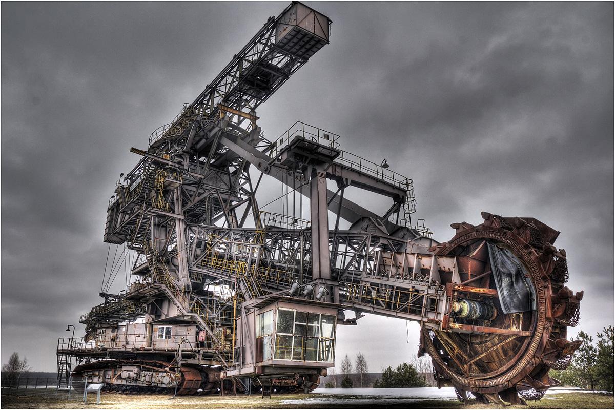 Ferropolis - BIG WHEEL