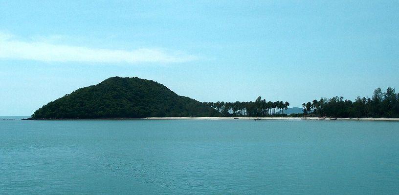 Ferry Pier auf Ko Samui