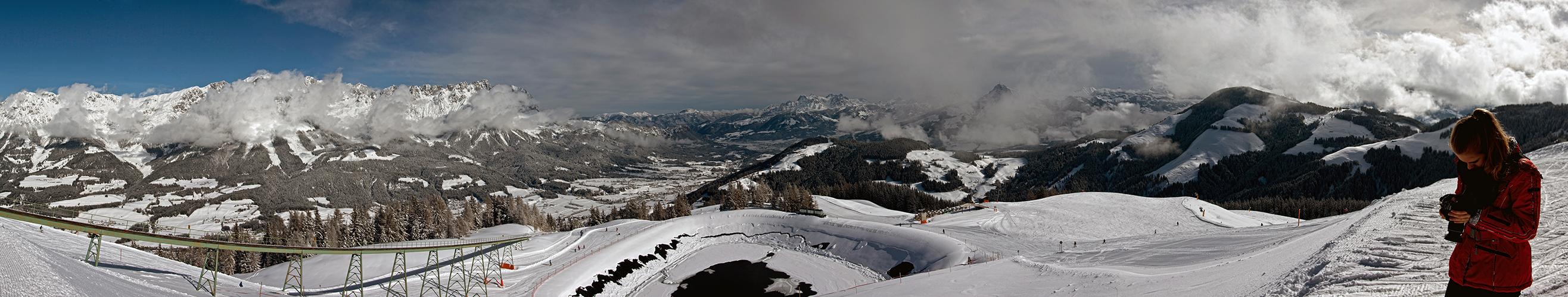 fertiges Panorama