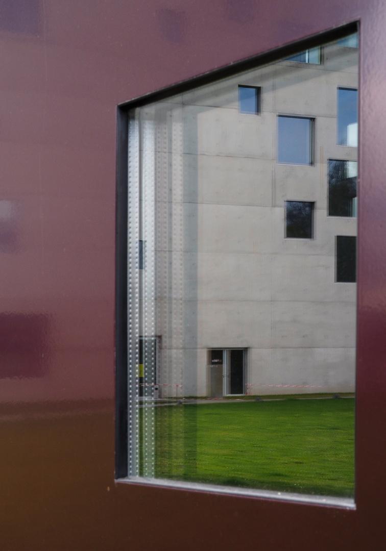 Fesnter im Fenster