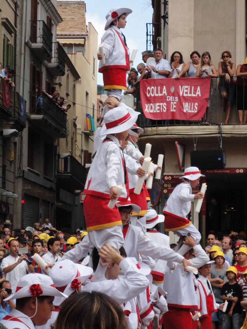 Festa Major de Vilafranca diada Sant Felix