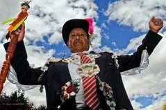 Festa religiosa - Tarma, Ande peruviane - 2