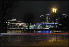 Festhalle und Hotel Maritim