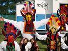 Festival Boliviano
