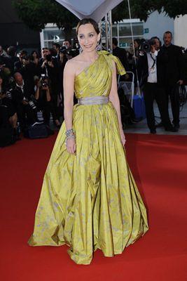 Festival Cannes 2012 Kristin Scott Thoma