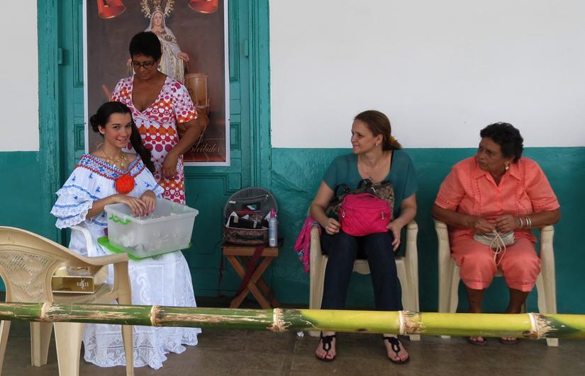 Festival de la Mejorana 2012, Guararé, Panamá (2)