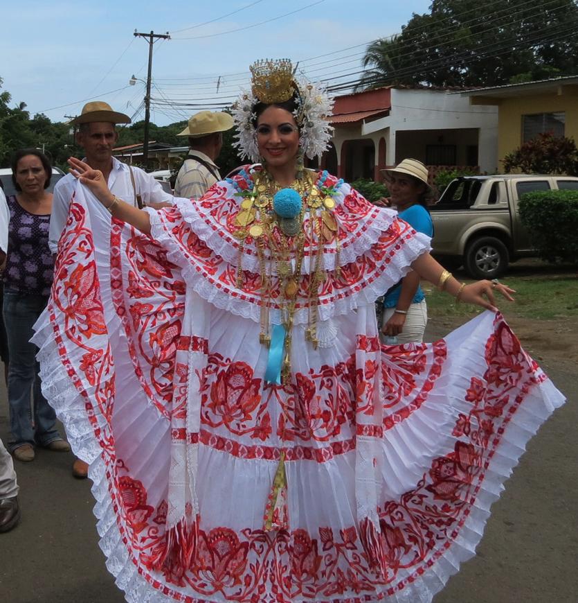 Festival de la Mejorana 2012, Guararé, Panamá (3)