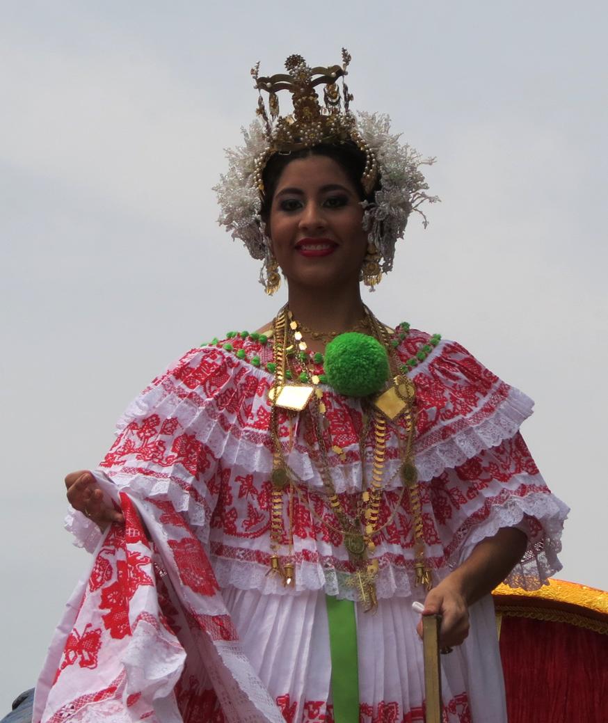 Festival de la Mejorana 2012, Guararé, Panamá (4)