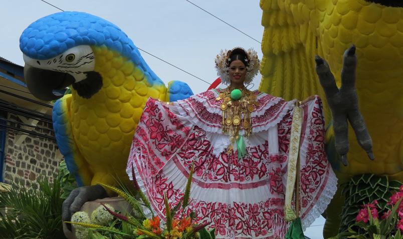 Festival de la Mejorana 2012, Guararé, Panamá (5)