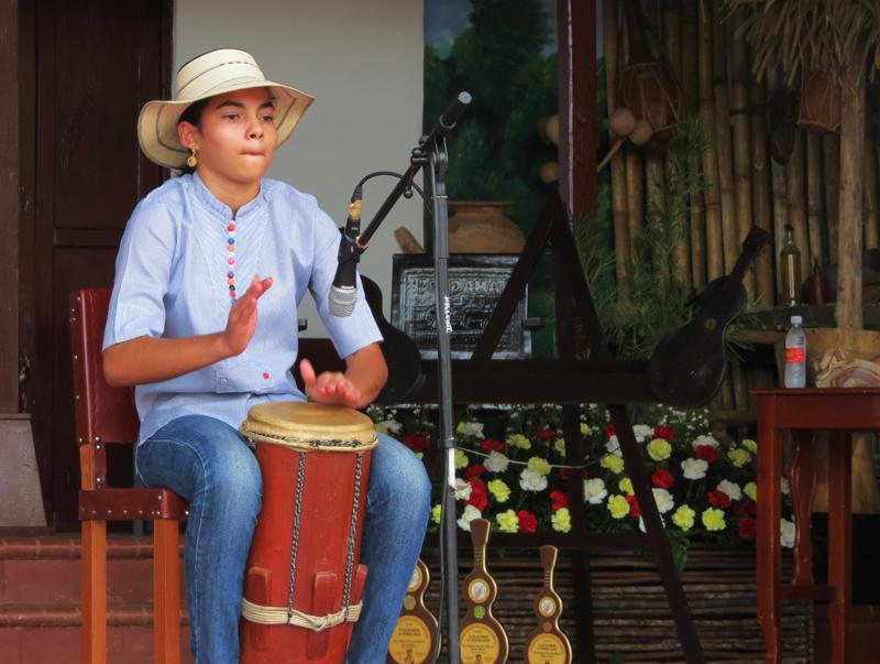 Festival de la Mejorana 2012, Guararé, Panamá