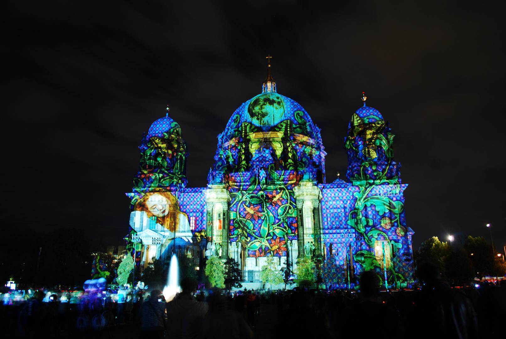 Festival des Lichtes 2014 Berlin 5