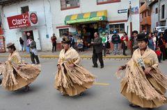 Festival in der Region Cusco (2)