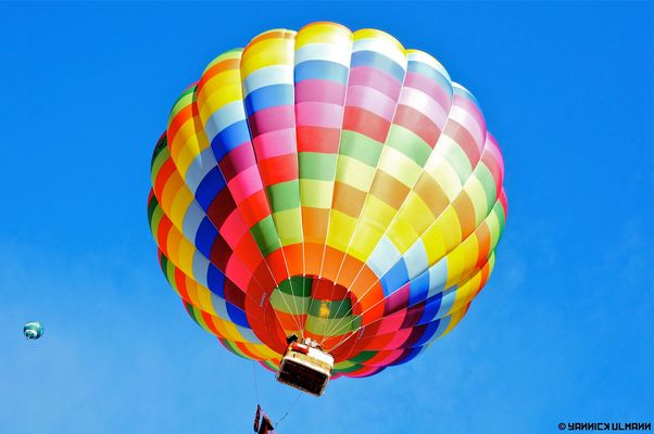 Festival of Baloons, Chateaux d'Oex
