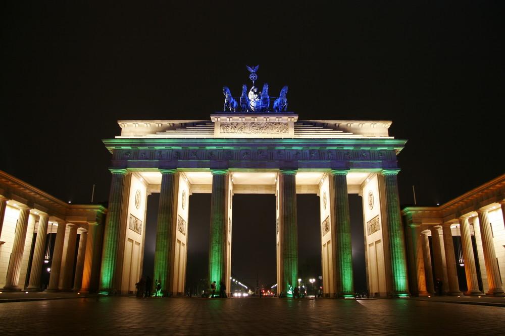 Festival of Light 2007 - Brandenburger Tor