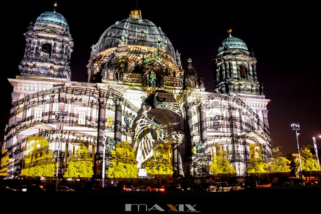 Festival of light Berlin