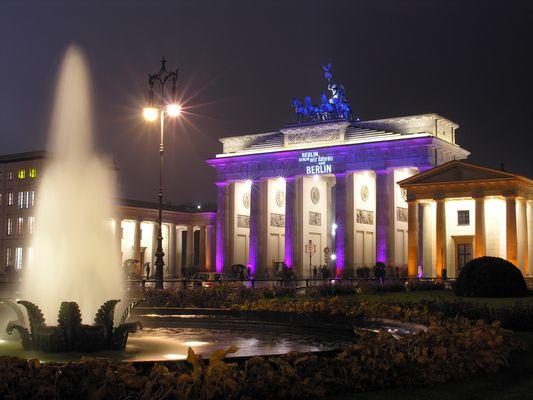Festival of Lights 2007 / Berlin im Licht: Brandenburger Tor