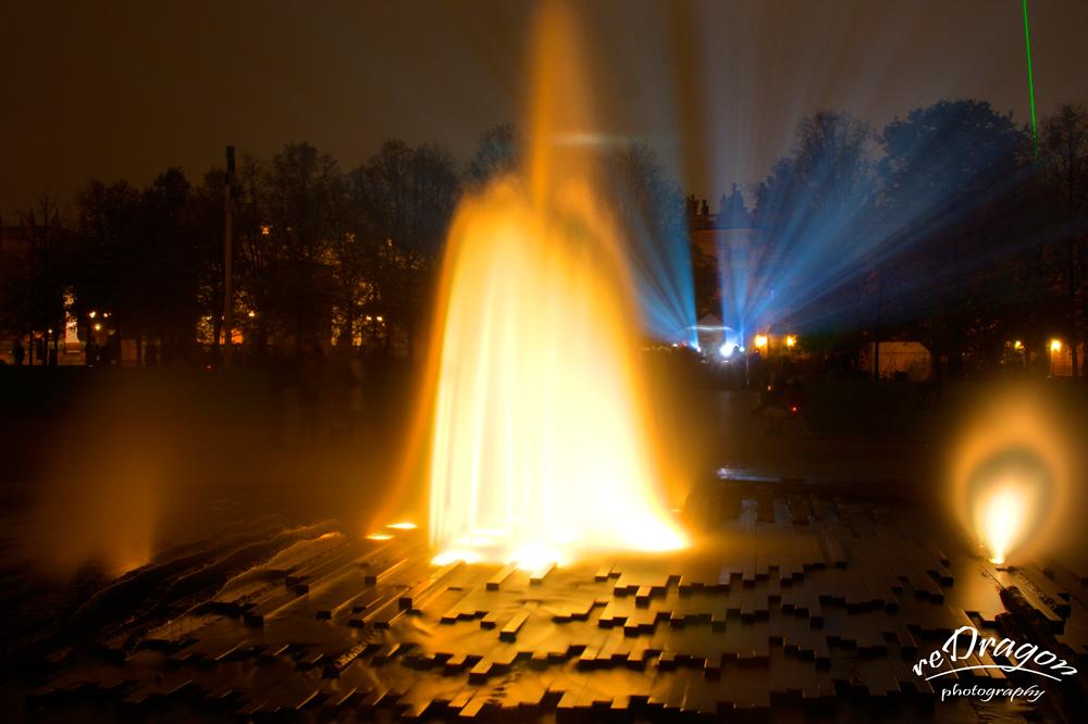 Festival of Lights 2009 - vor dem Berliner Dom