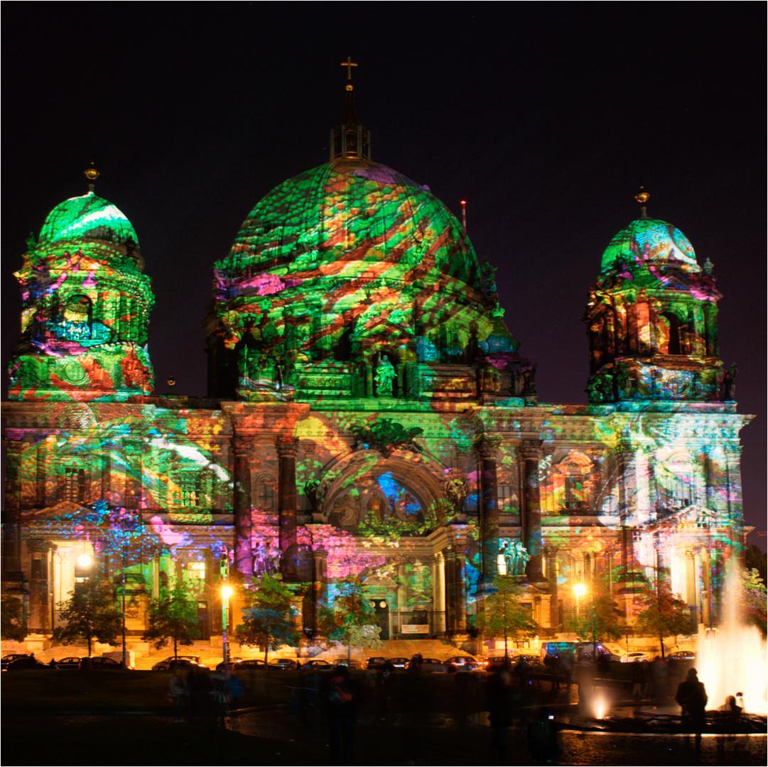 Festival of Lights 2011 - Berliner Dom