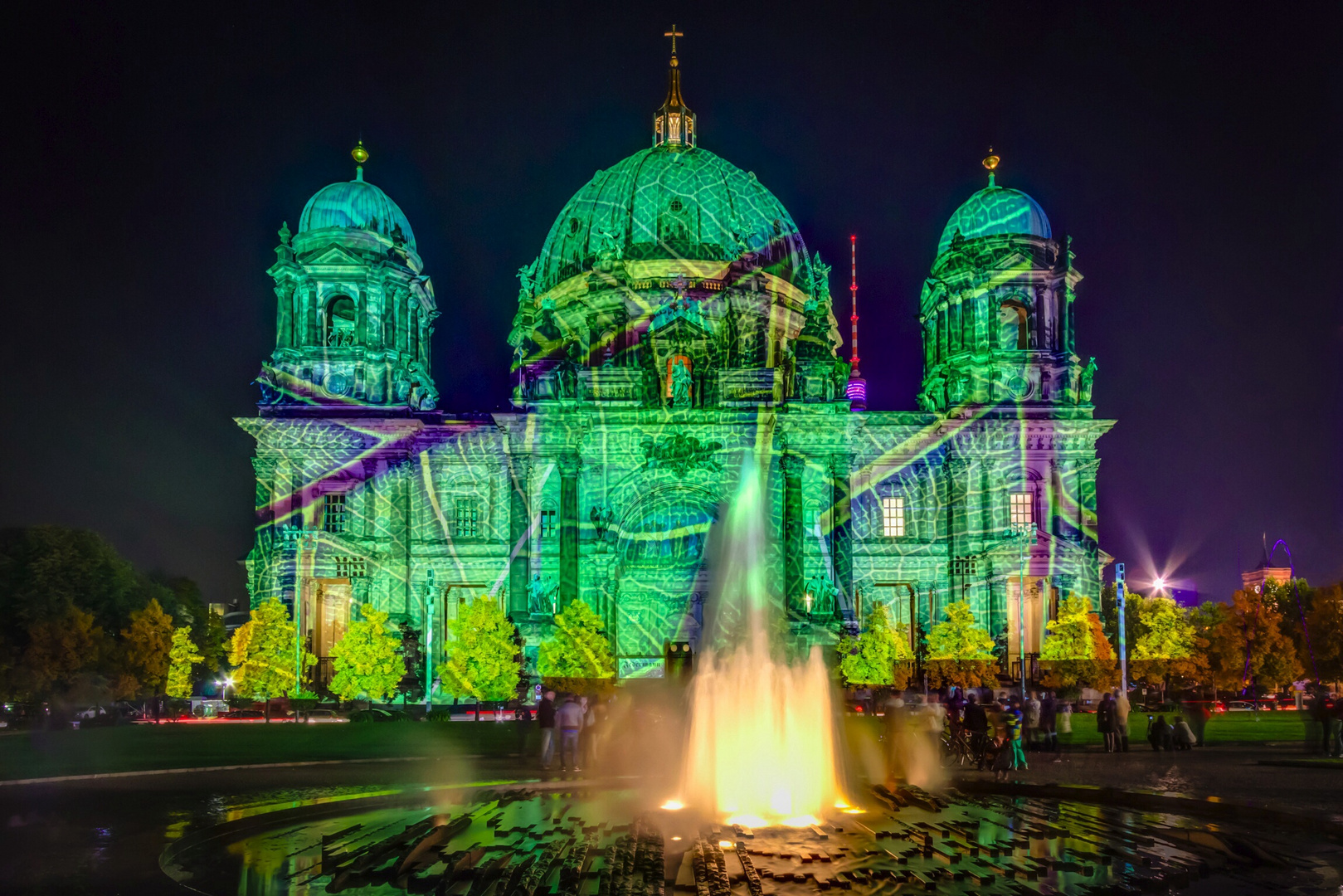Festival of Lights 2013 - Berliner Dom