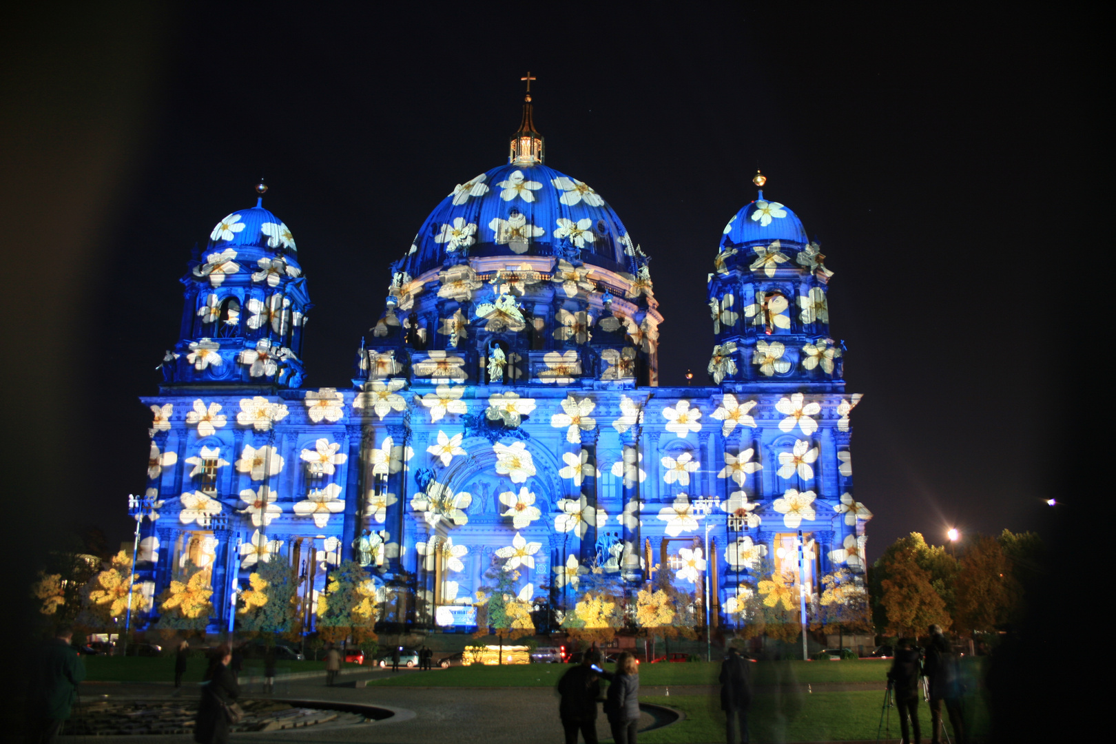Festival of Lights 2013 Berliner Dom