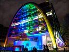 Festival of Lights 2013 - Ludwig Erhard Haus