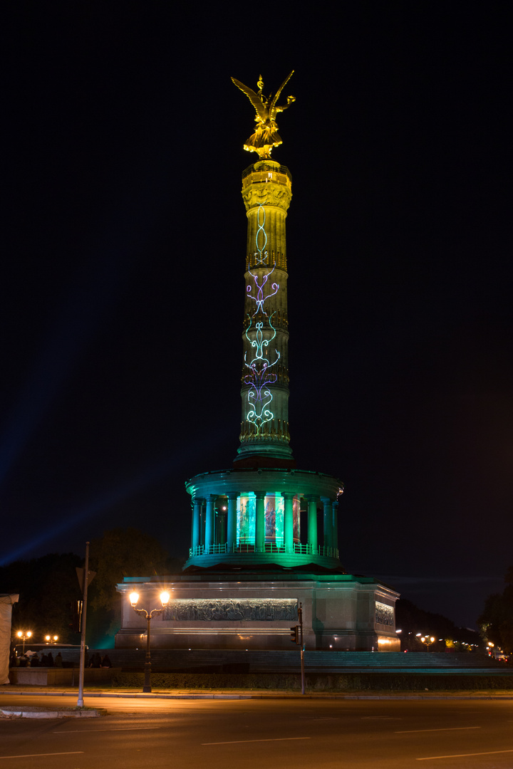 Festival of Lights 2013 - Siegessäule