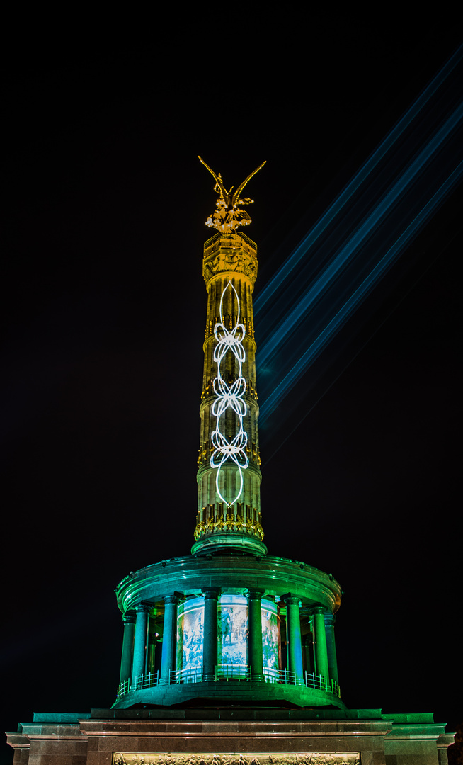 Festival of Lights 2013 - Siegessäule II