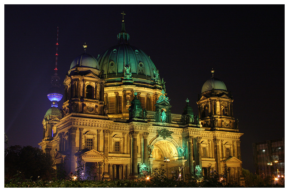 Festival of Lights am Dom