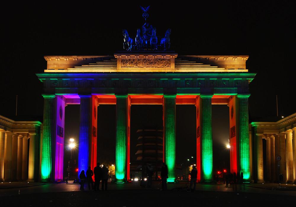 Festival of Lights-Berlin-2009-Brandenburger Tor
