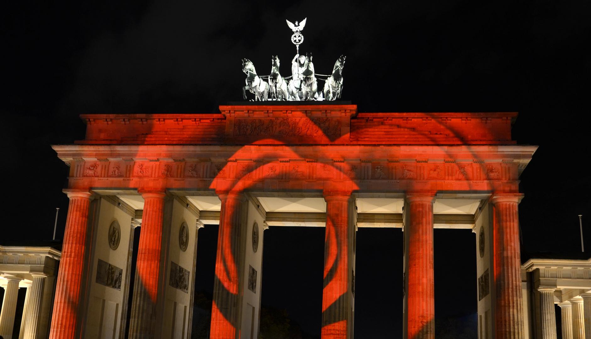 Festival of Lights Berlin 2014 - 02