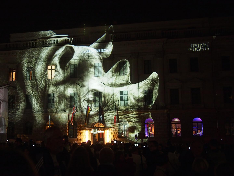 Festival of Lights Berlin 2014