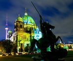 Festival of Lights / Berliner Dom