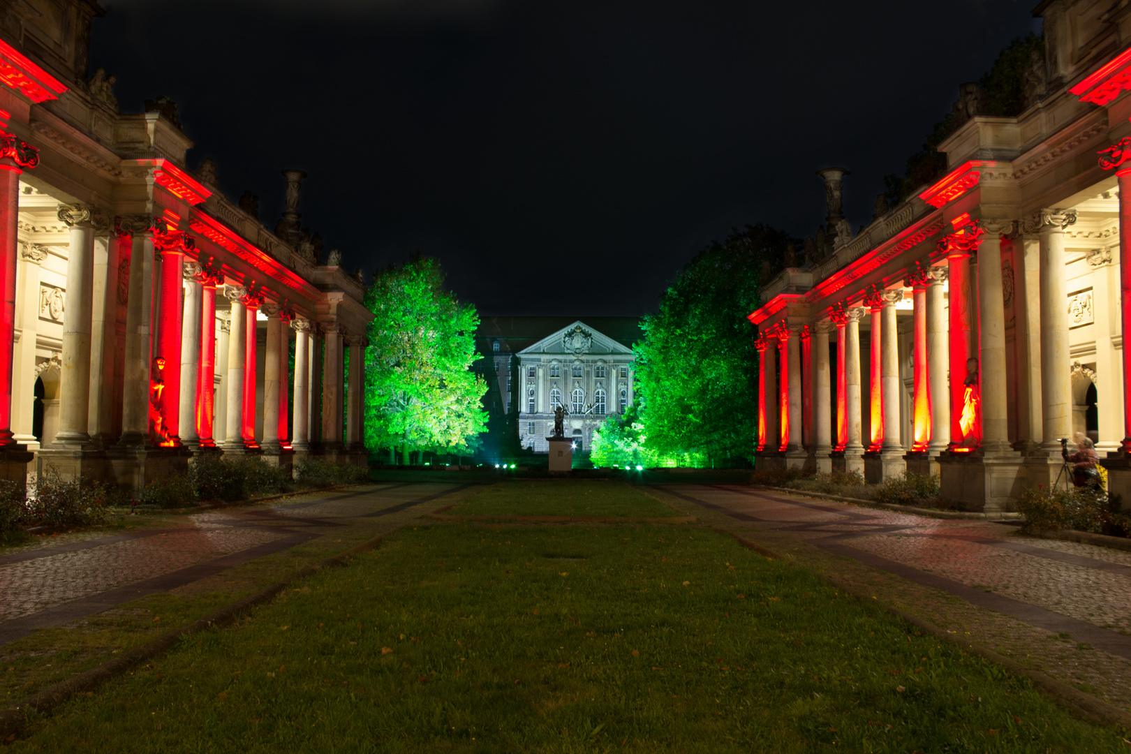 Festival of Lights: Kammergericht, Schöneberg