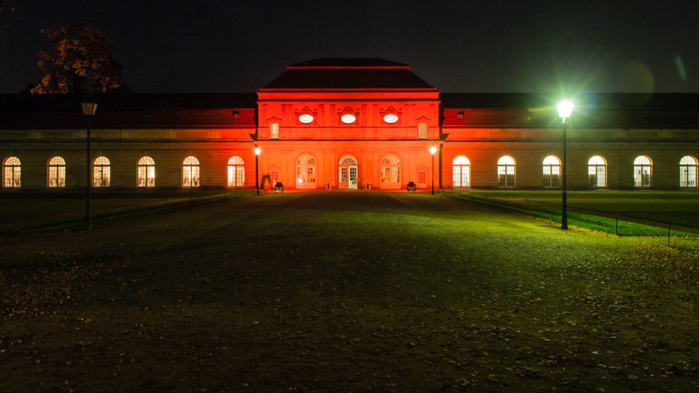 Festival Of Lights - Orangerie Schloss Charlottenburg
