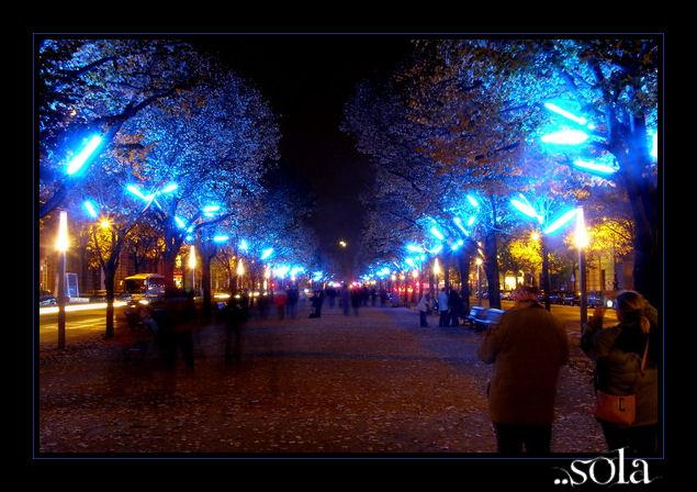 Festival of lights - winter 2006