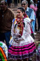 Festival of the Virgin in Huayllabamba #12