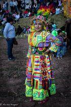 Festival of the Virgin in Huayllabamba #9