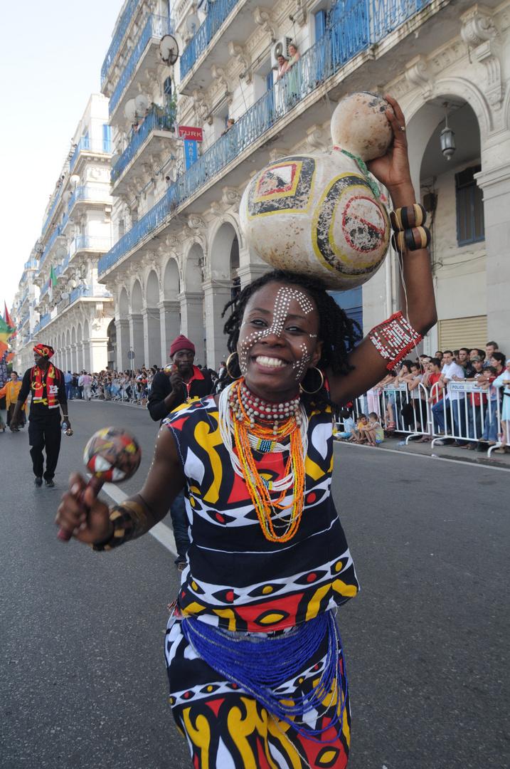 festivale panafricain1