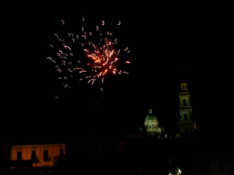 Festività a Pompei